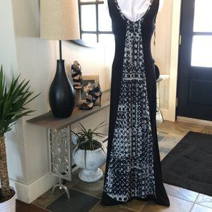 NWT DEBBIE SHUCHAT MAXI DRESS